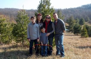 Mt. Zion Christmas Tree Lot