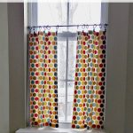 DIY No Sew Café Curtains