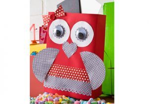Trashtastic Tuesday- Valentine Holder Cereal Box