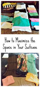 Packing- How To Maximize The Space In Your Case
