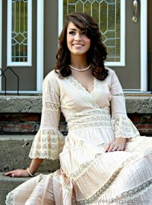 What I Wore Wednesday – Senior Homecoming