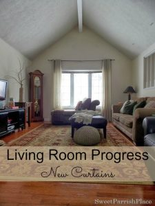 Changes in the Living Room