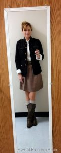 What I Wore Wednesday March 26, 2014