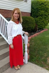 What I Wore Wednesday- 5/14/14