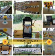 DIY- Graduation Party On A Budget