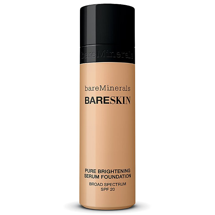 bare Minerals bare Skin Foundation - Review • Sweet Parrish Place