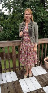 What I Wore Wednesday- August 13, 2014