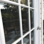 How to Paint a French Door