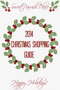 Our 2014 Christmas Shopping Guide