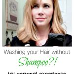 Washing Your Hair Without Shampoo?! My Experience Using Cleansing Conditioner
