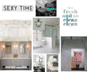 Master Bathroom Dreaming