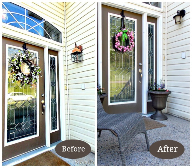 How to change a wall mount outdoor light fixture