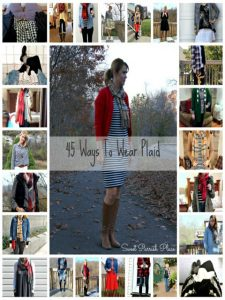 45 Ways to Wear Plaid