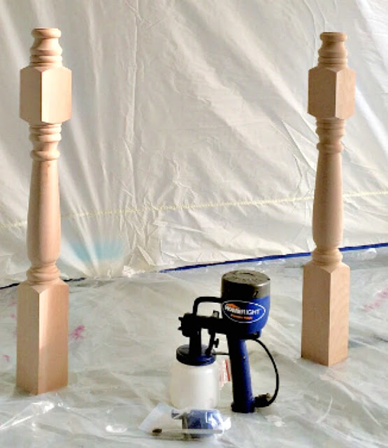 Using a HomeRight Paint Sprayer