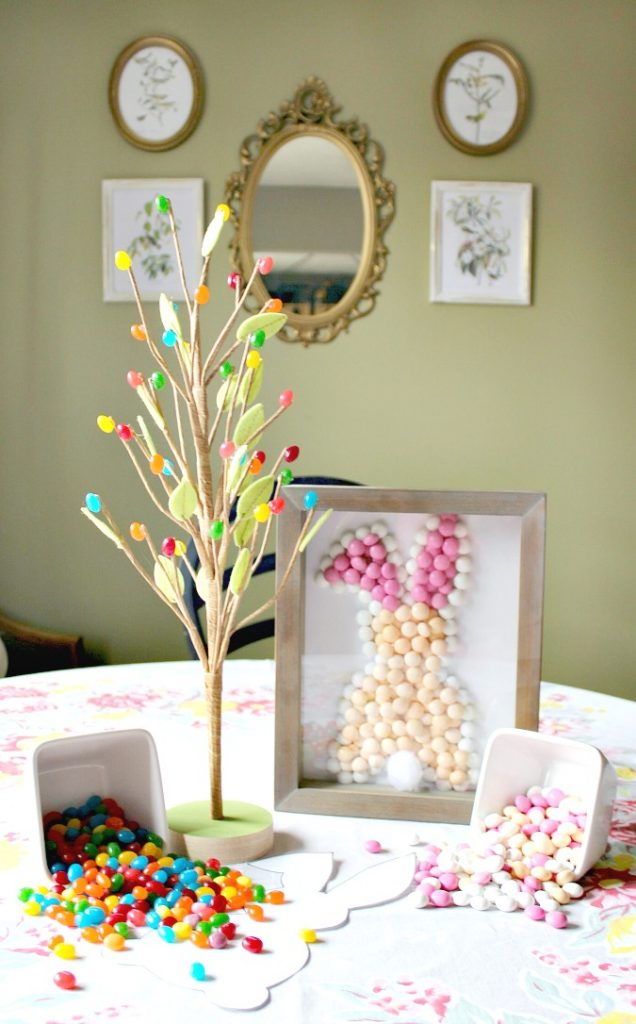 Two Fun Easter Candy Crafts Sweet Parrish Place