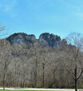 Traveling West Virginia- Seneca Rocks