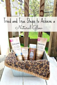 Tried & True Tips to Getting a Natural Sunny Glow
