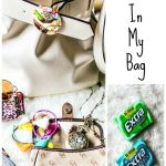 What's In My Bag- Tips for Staying Organized
