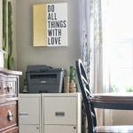 Trashtastic Treasures- File Cabinet Makeover
