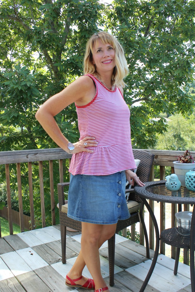 Fashion Tips- Mixing The Old With The New