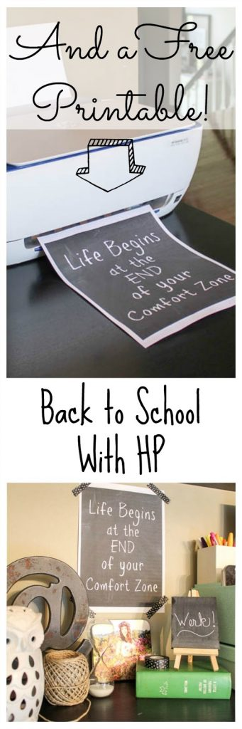 Back to School with HP