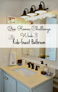 One Room Challenge- Week Three