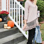 Feminine and Flirty Carolina Lace Tunic