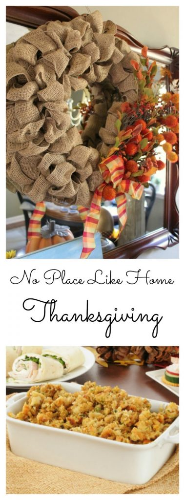 No Place Like Home Thanksgiving