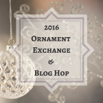 2016 Ornament Exchange Link Party