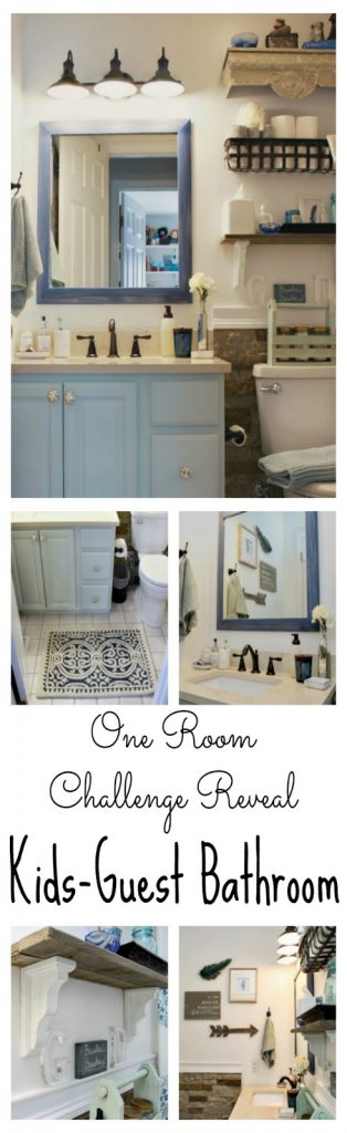 kids-guest bathroom reveal