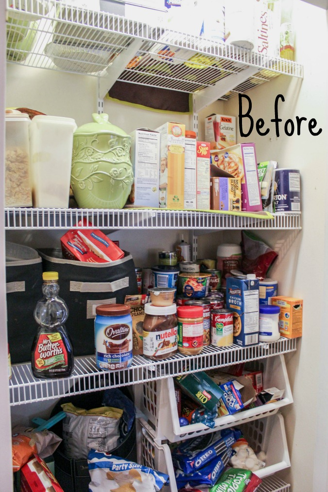 Ideas and Incentive to Organize Your Home- The Kitchen