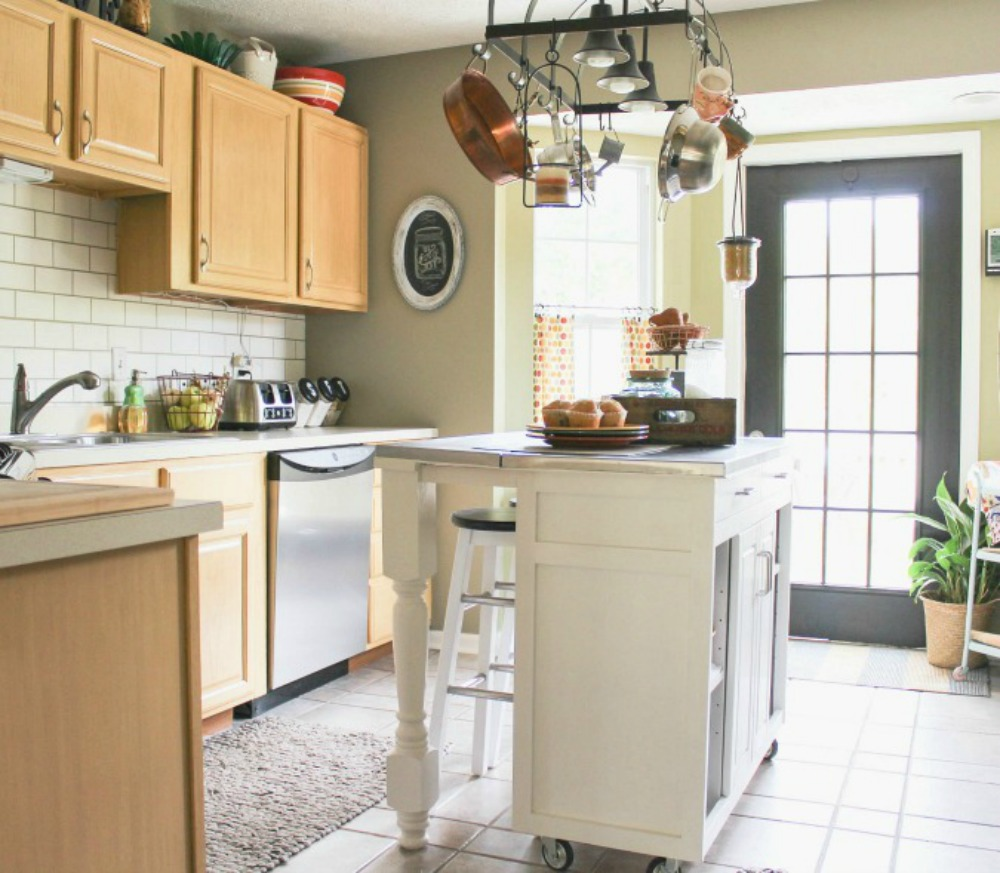 5 Tips For a Budget Kitchen Renovation • Sweet Parrish Place