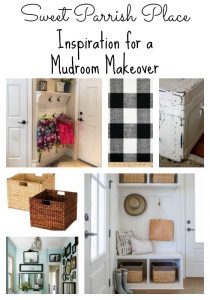 mudroom makeover inspiration