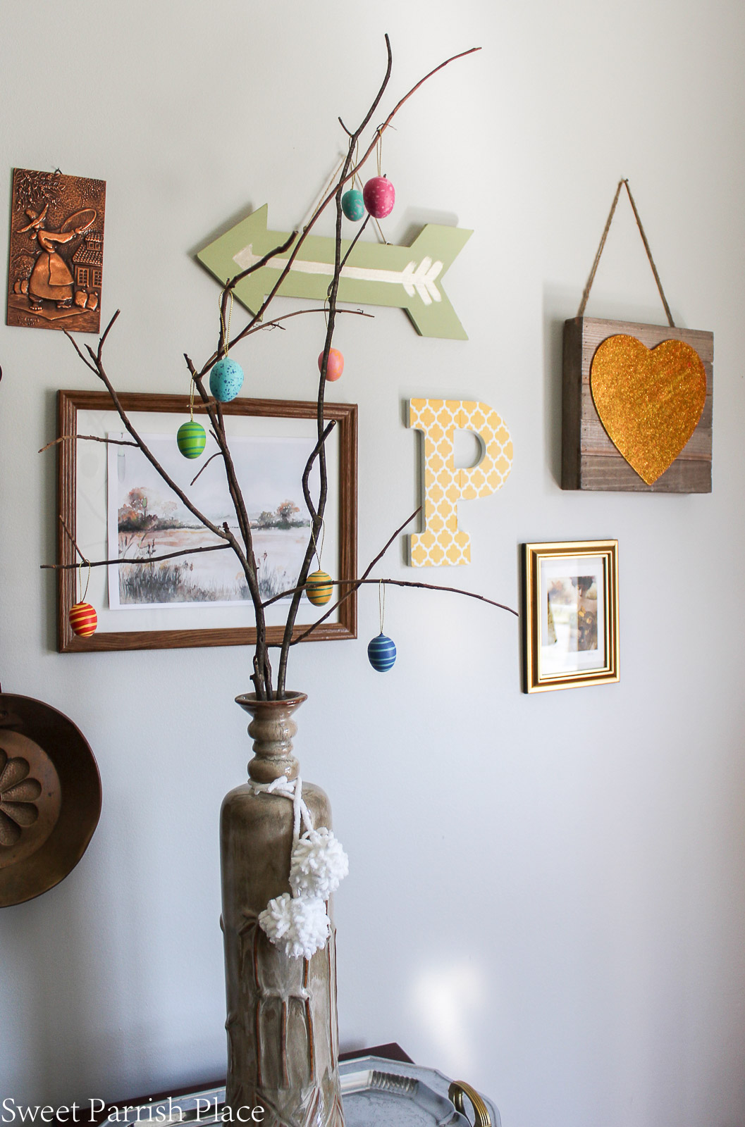 Spring Decorating Ideas   Living Room Decor • Sweet Parrish Place