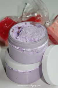 sweet buttercream whipped soap- Totally Terrific Tuesday #124