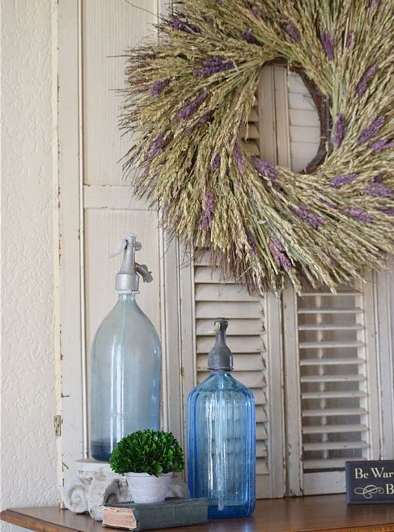 Totally Terrific Tuesday #128- These shabby chic french shutters from , is my favorite for the week!