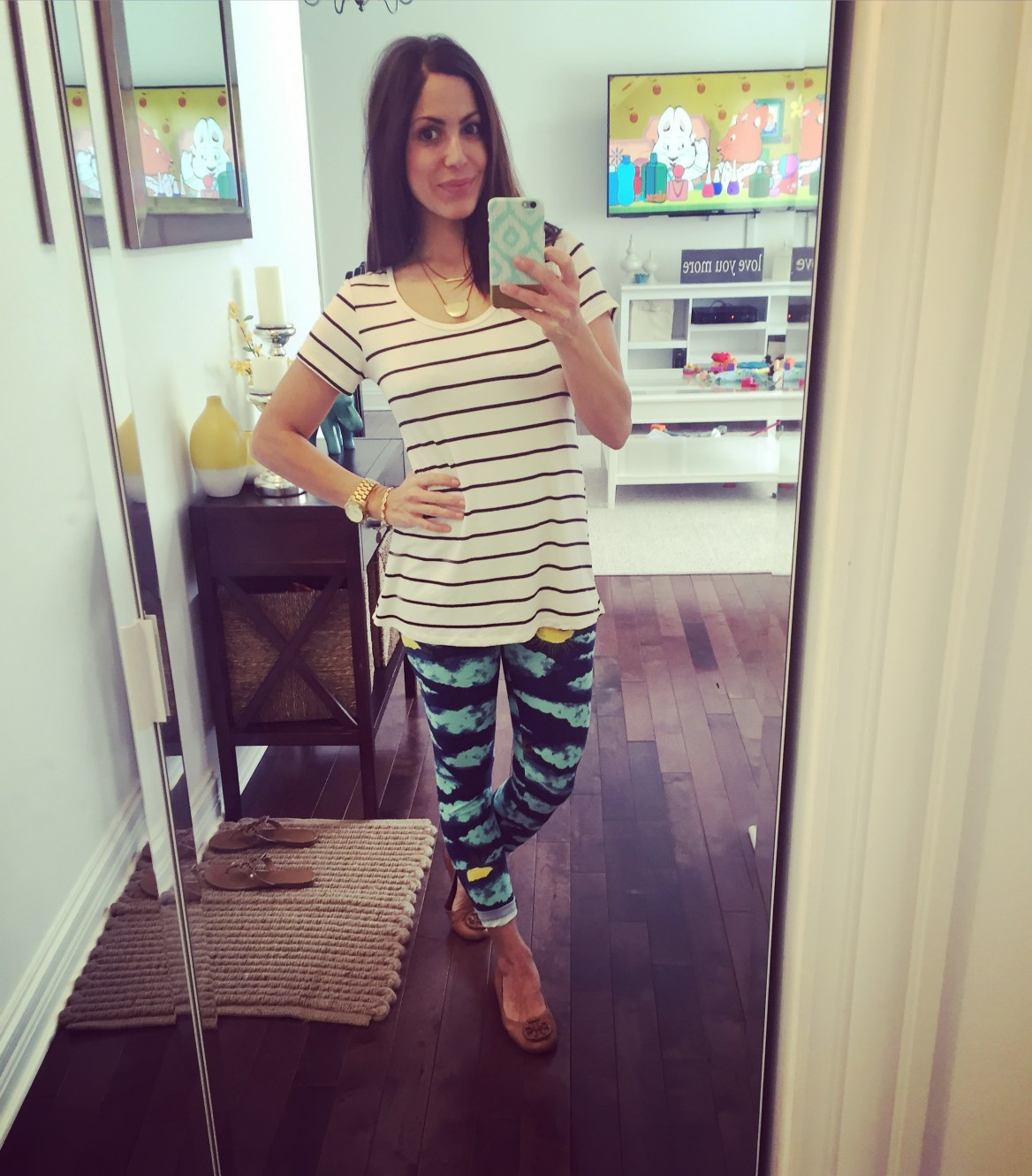 10 Ways to style Lularoe leggings