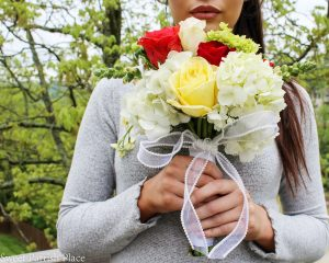 DIY Prom Bouquet