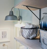 Boho Eclectic Bathroom Reveal    Spring ORC