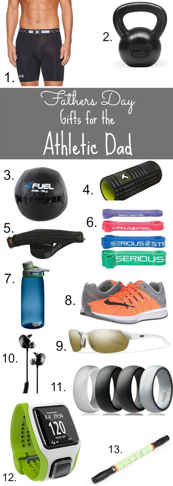 fathers day gift ideas for athletic dad