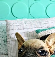DIY Headboard | Children's Bedroom
