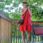 Red Sundress For Summer | Style Files