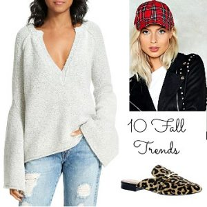 I'm Loving It | 10 Fall Fashion Trends