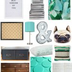 One Room Challenge Week One   Boys Bedroom Makeover Before and Plans