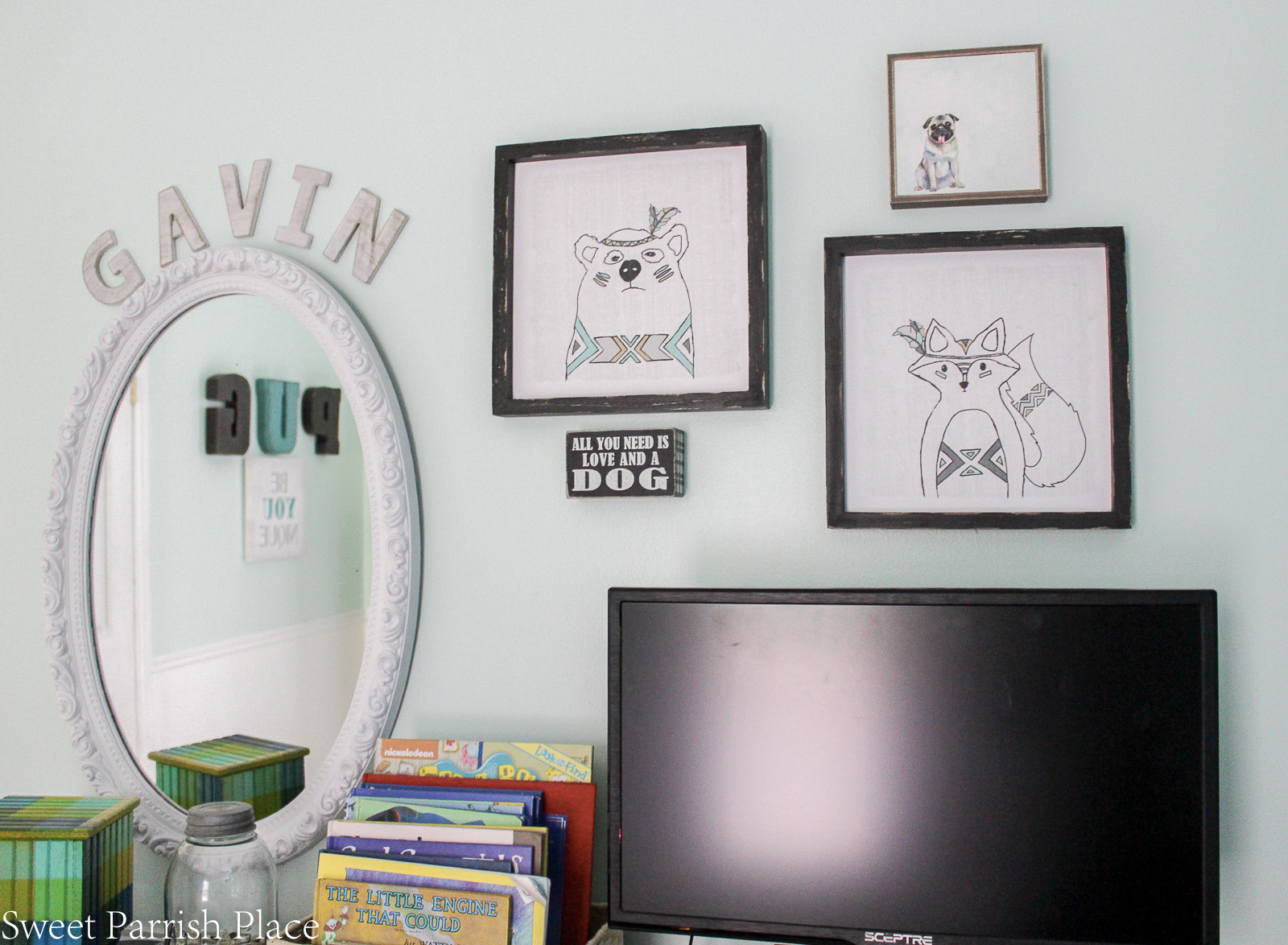 boys bedroom makeover reveal 16