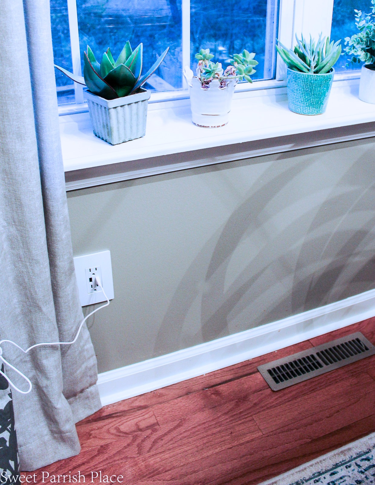 How To Update Electric Outlets And Wall Plates • Sweet Parrish Place