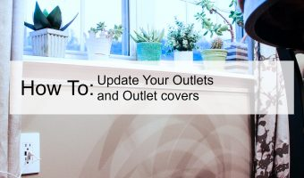 How To Update Electric Outlets And Wall Plates