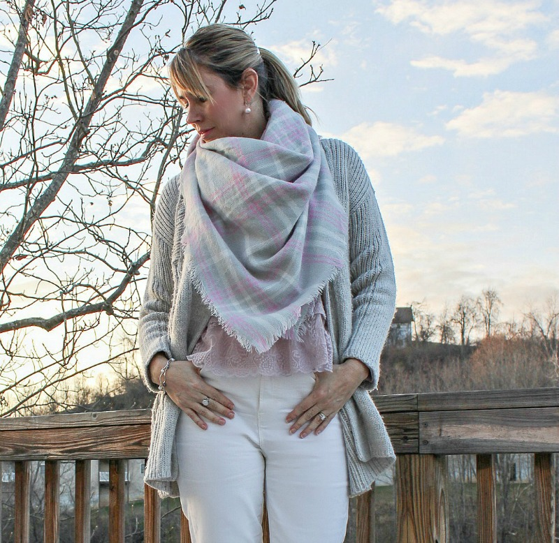 It's time for a new Style Files, and today the focus is cozy scarves for winter.