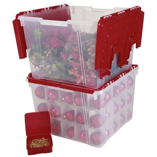 holiday wing lid organizer