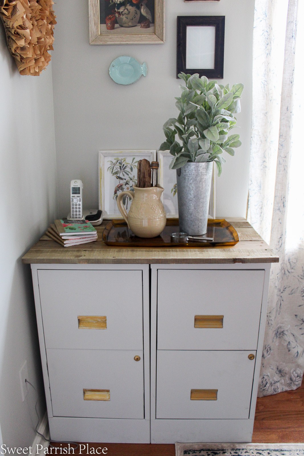 modern farmhouse file cabinet